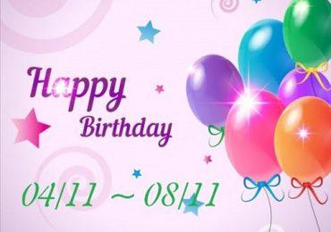 Giải mã ý nghĩa các ngày sinh (Từ ngày 04/11 tới ngày 08/11)